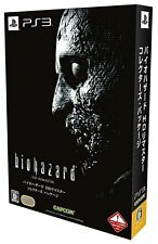 Used Sony PS3 Biohazard HD Remaster Collector's Resident Evil Capcom from Japan