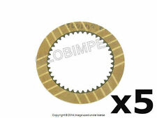 Mercedes w201 Transmission Clutch Friction Disc Set of 5 GENUINE +WARRANTY