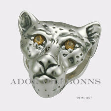 Authentic Lori Bonn Silver On The Prowl bonn bons Slide Charm 212113C