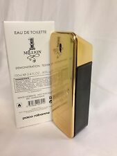 ONE MILLION By PACO RABANNE Men Cologne 3.4 OZ EDT Spray NEW IN WHITE BOX
