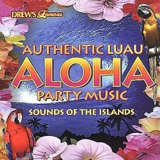 Drew's Famous Party Music: Authentic Luau Aloha by Drew's Famous (CD,...