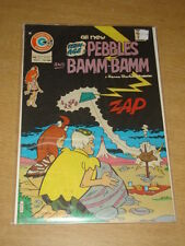 PEBBLES AND BAMM-BAMM #26 FN (6.0) CHARLTON COMICS MAY 1975