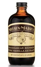 NIELSEN MASSEY 8 ounces MADAGASCAR PURE VANILLA EXTRACT