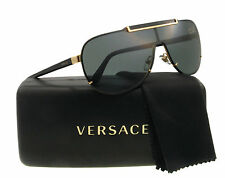 NEW Versace Sunglasses VE 2140 Black 1002/87 VE2140 40mm