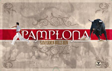 Pamplona, Viva San Fermin!, Boardgame, New by Ghenos, Multilingual Edition