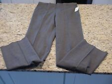 "NWT! Henry Grethel Men's Wool Blend Dress Pants Size 38 Unhemmed 37.5"" Length"