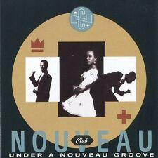 CLUB NOUVEAU - Under a Nouveau Groove (CD, 1989, Warner Bros.)