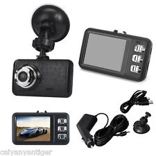 HD 1080P 2.4'' LCD Car DVR Dash Cam Recorder Night Vision Camera Tachograph S300