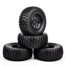 12mmHex 1/10th Scale RC Short Course Truck Off Road Tyre and Wheel 4PC 29002