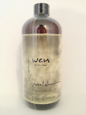 Wen Chaz Dean Sweet Almond Mint Cleansing Conditioner 16 oz Brand New & Sealed!