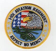 1-101 Avia Regi/Expect No Mercy BC Patch Cat No M6031