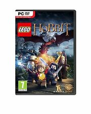 Computer PC game Lego The Hobbit DVD shipping new