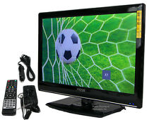 19 Inch Flat High Definition LED 12V AC/DC Screen HD Television TV Digital Tuner