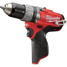 BRAND NEW MILWAUKEE FUEL LITHIUM-ION HAMMER DRILL DRIVER 2404-20  TOOL ONLY