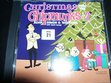 Christmas With The Chipmunks Vol 2 (Alvin Simon & Theodore) CD Like New