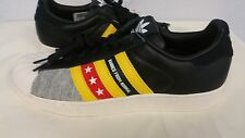 ADIDAS SUPERSTAR BANNED FROM NORMAL RITA ORA BLACK MULTI WOMENS SNEAKERS S80290