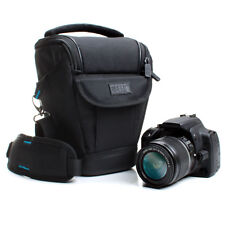 USA Gear Weather Resistant Large Digital SLR Zoom Holster Carrying Case