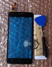 Per Riparazione Huawei Ascend g620s Cavo Touch SCREEN VETRO DISPLAY Nero