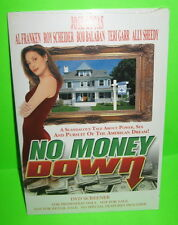 No Money Down DVD Screener Promo Josh Lucas Teri Garr Al Franken Roy Scheider