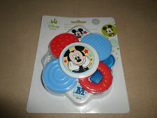 Disney Baby Mickey Mouse BPA Free Water Filled Teether Set, BRAND NEW IN PACKAGE