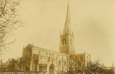 CHESTERFIELD ( Derbyshire) :Chesterfield Church -RP-KINGSWAY