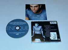 CD  Enrique Iglesias - Rhythm Divine, Be With You  14.Tracks  1999  01/16