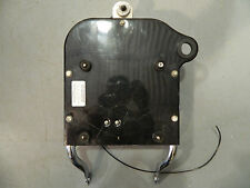 HARLEY DAVIDSON POLICE TOUR RACK WITH COMPRESSOR & LICENCE PLATE '97 - '08