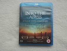Into The Abyss BLU-RAY 2012-RARE-WERNER HERZOG-BRAND NEW/SEALED-DOCUMENTARY