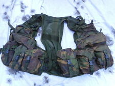 GENUINE hm supplies UK MADE PLCE DPM WEBBING ASSAULT sas COP OPS COMBAT VEST