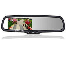 OEM Replace 4.3 Inch LCD Car Rear View Mirror Monitor for Backup Cams DVD Player