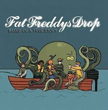 Based On a True Story [Fat Freddy's Drop] New CD-no Shrink but sealed CD
