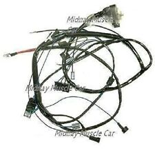 engine wiring harness V8 67 Pontiac GTO LeMans Tempest 400 326