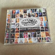 Madonna - GHV2 MEGAMIX -THE REMIXIES Promo cd Japan press w/obi