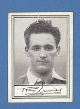 BARRATT & CO. LTD.  -  RARE FOOTBALL CARD -  RAY  DANIEL  OF  SUNDERLAND  - 1953