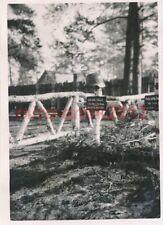 Foto, plus Karte, Von Arras nach Pleskau, Heldengräber in Russland, (R)0544