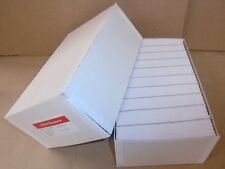 "Box of 1000 #4½ Glassine stamp Envelopes 3 1/8"" x 5 1/16"" westvaco cenveo jbm"