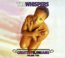 The Whispers - Greatest Slow Jams 2 [New CD] Canada - Import