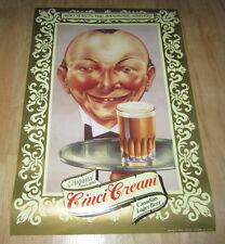 Old Vintage - Cinci Cream - Canadian BEER - POSTER - The Handsome Waiter