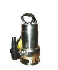 Pompe Submersible INOX 550W 150l/min  Pompe à eau, électrique