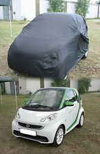 Car Cover Autoabdeckung Ganzgarage für Smart Fortwo C450 A450 C451 C451