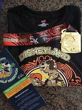 Run Disney 2016 Disneyland 5k Medal Country Bears, half marathon weekend