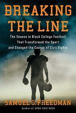AUTOGRAPHED: BREAKING THE LINE [9781439189771] - SAMUEL G. FREEDMAN BRAND NEW