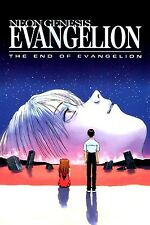 Neon Genesis Evangelion The End of Evangelion BLU-RAY ENGLISH Audio & Subtitles!