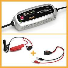 CTEK MXS 5.0 Charger 12V KFZ Motorhome Tractor Temperature compensation