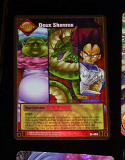 DRAGON BALL Z GT DBZ CARDGAME CARD GAME PRISM CARTE D-491 BANDAI FR