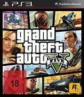 Sony Playstation 3 PS3 Spiel Grand Theft Auto V GTA 5 Five USK 18