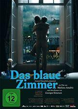 MATHIEU AMALRIC/LÉA DRUCKER/SERGE BOZON/+ - DAS BLAUE ZIMMER  DVD NEU