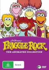 Fraggle Rock - The Animated Collection (DVD, 2008, 3-Disc Set)