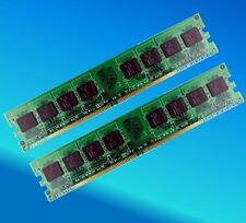 2GB kit (2x1GB Modules) RAM Memory for HP-Compaq Workstation xw4300 (DDR2-4200)