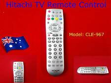 Hitachi Television TV Remote Controller Replacement CLE-967 *Brand NEW* (C559)
